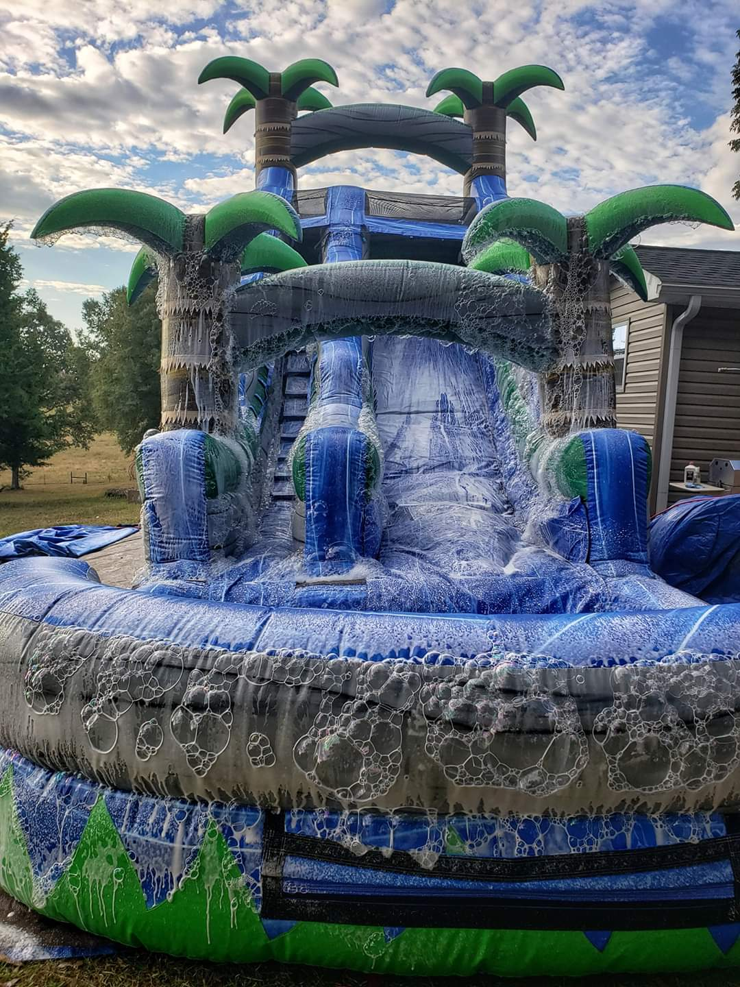 Image of: Bounce House Rental In Upstate Sc Thewrightparties